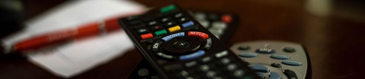 קריינות חסות לטלוויזיה